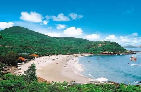 Bãi biển Nhũ Tiên