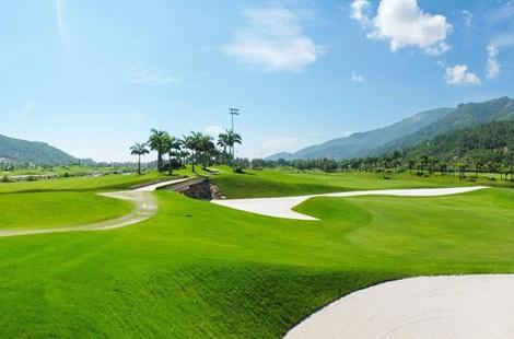 Sân Golf Diamond Bay City Nha Trang